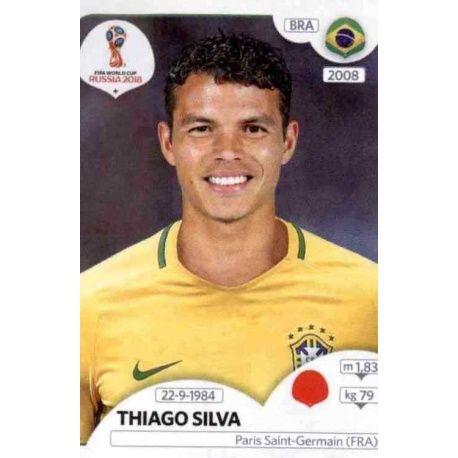 Thiago Silva Brasil 356 Brasil