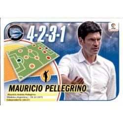 Mauricio Pellegrino Alavés 2 Ediciones Este 2016-17