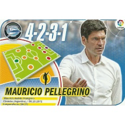 Pellegrino Logo Liga Alavés 2 Ediciones Este 2016-17