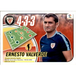 Ernesto Valverde Athletic Club 4 Ediciones Este 2016-17