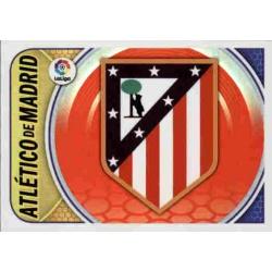 Escudo Atlético Madrid 5 Ediciones Este 2016-17