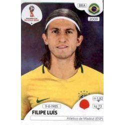 Filipe Luís Brasil 358