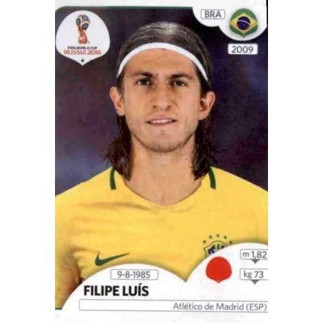 Filipe Luís Brasil 358 Brasil