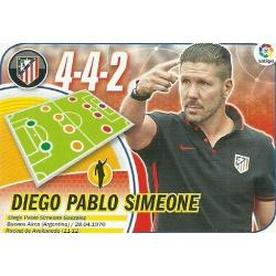 Simeone Logo Liga Atlético Madrid 6 Ediciones Este 2016-17