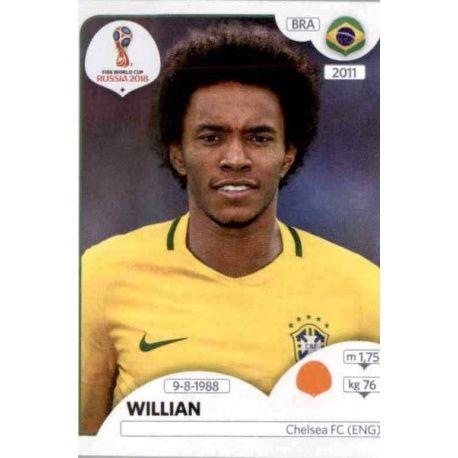 Willian Brasil 361 Brasil