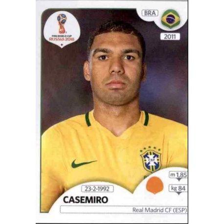 Casemiro Brasil 364 Brasil