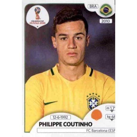Philippe Coutinho Brasil 367 Brasil