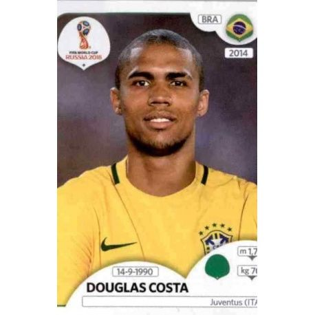 Douglas Costa Brasil 368 Brasil