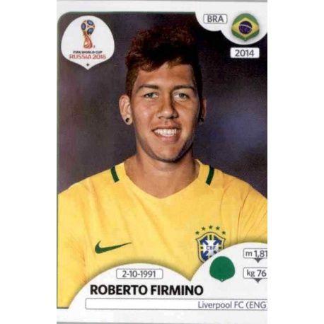 Roberto Firmino Brasil 369 Brasil