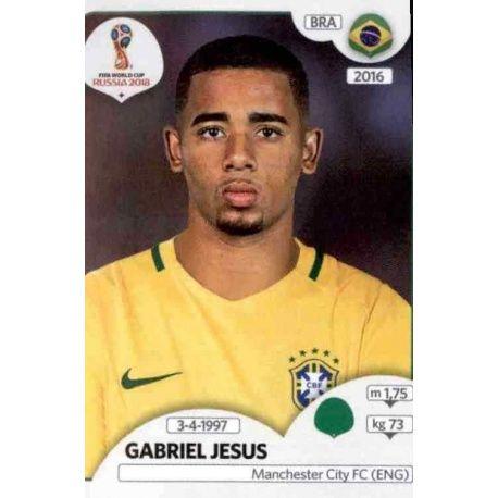 Gabriel Jesus Brasil 370 Brazil