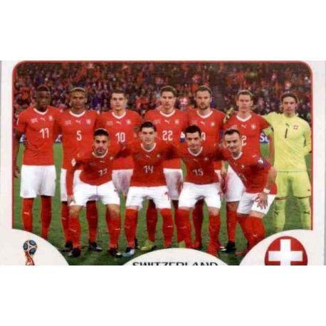 Alineación Suiza 373 Suiza