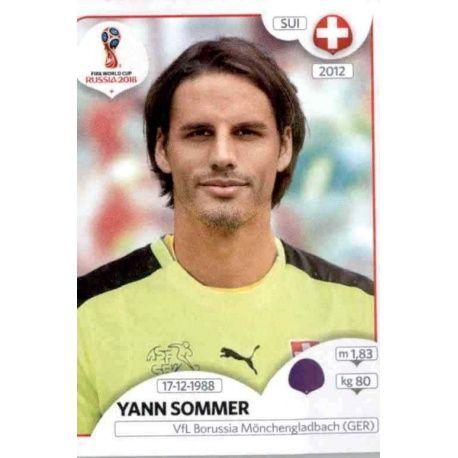 Yann Sommer Suiza 374 Suiza