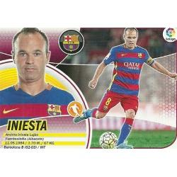 Iniesta Logo Liga Barcelona 12
