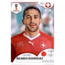 Ricardo Rodríguez Suiza 378