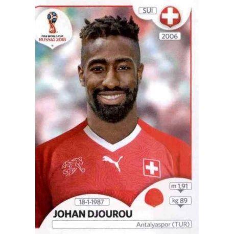 Johan Djourou Suiza 379 Suiza
