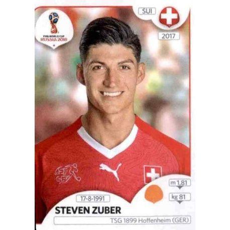 Steven Zuber Suiza 382 Switzerland