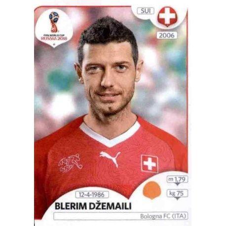 Blerim Džemaili Suiza 383 Suiza