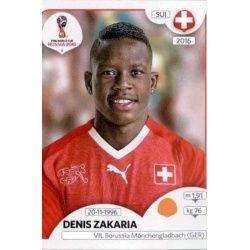 Denis Zakaria Suiza 384