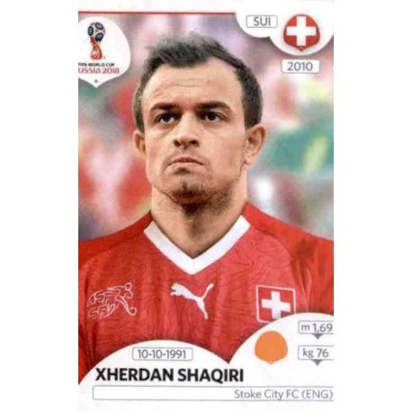 Xherdan Shaqiri Suiza 385 Suiza