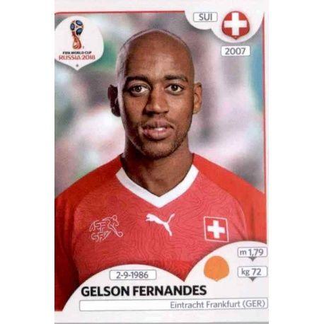 Gélson Fernandes Suiza 387 Suiza