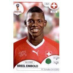 Breel Embolo Suiza 388