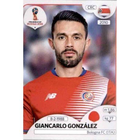 Giancarlo González Costa Rica 395 Costa Rica