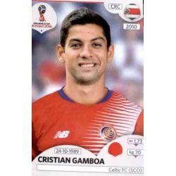 Cristian Gamboa Costa Rica 396