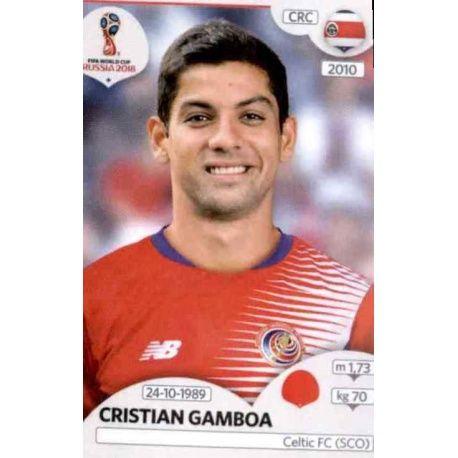 Cristian Gamboa Costa Rica 396 Costa Rica