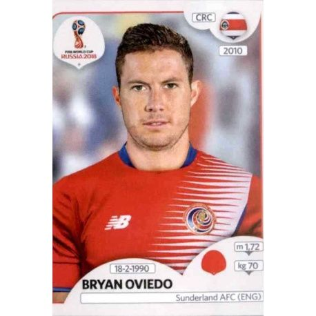 Bryan Oviedo Costa Rica 397 Costa Rica