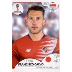 Francisco Calvo Costa Rica 398
