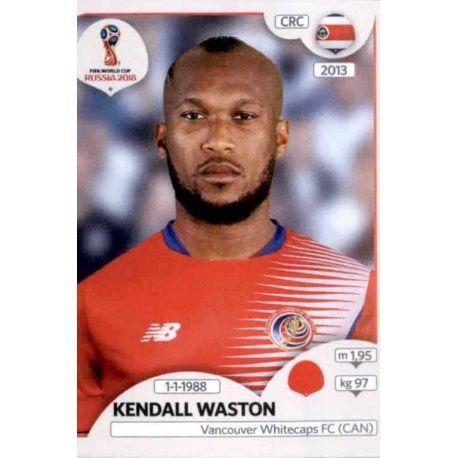 Kendall Waston Costa Rica 399 Costa Rica