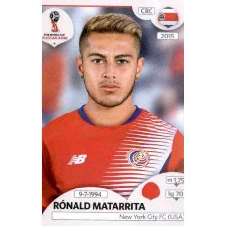 Rónald Matarrita Costa Rica 400 Costa Rica