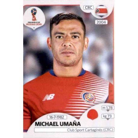 Michael Umaña Costa Rica 401 Costa Rica