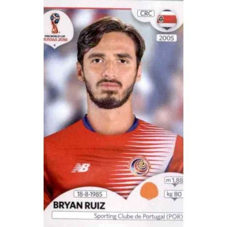 Bryan Ruiz Costa Rica 403 Costa Rica