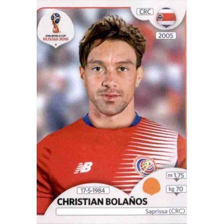 Christian Bolaños Costa Rica 405 Costa Rica