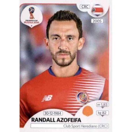 Randall Azofeifa Costa Rica 406 Costa Rica