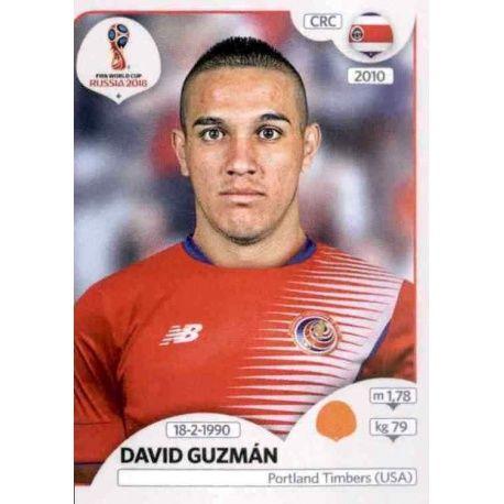 David Guzmán Costa Rica 407 Costa Rica