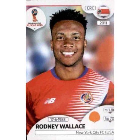 Rodney Wallace Costa Rica 408 Costa Rica