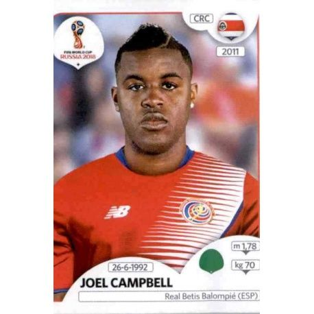 Joel Campbell Costa Rica 409 Costa Rica
