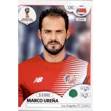 Marco Ureña Costa Rica 410 Costa Rica