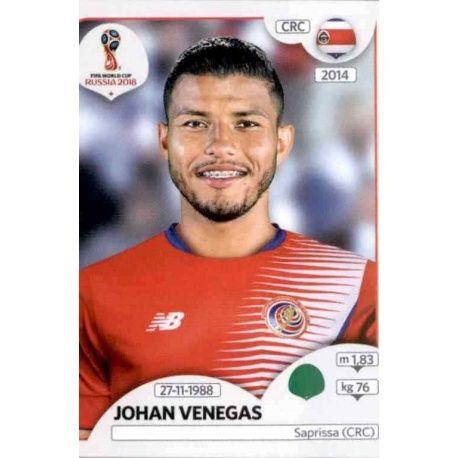 Johan Venegas Costa Rica 411 Costa Rica