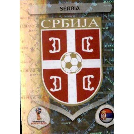 Escudo Serbia 412 Serbia