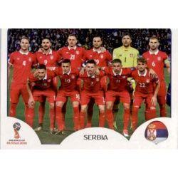 Alineación Serbia 413