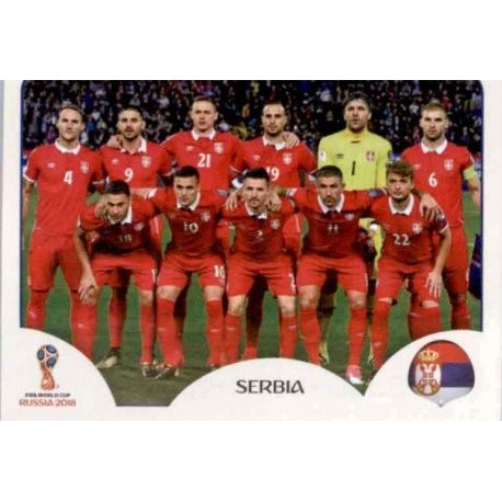 Alineación Serbia 413 Serbia