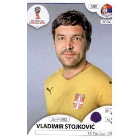 Vladimir Stojković Serbia 414 Serbia