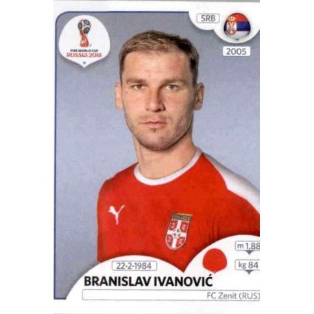 Branislav Ivanović Serbia 415 Serbia