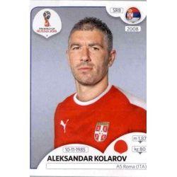 Aleksandar Kolarov Serbia 416