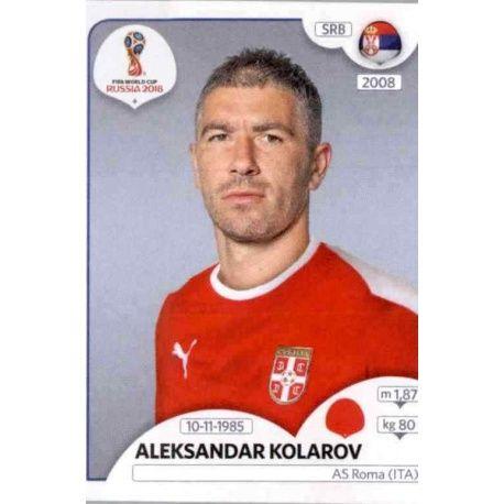 Aleksandar Kolarov Serbia 416 Serbia