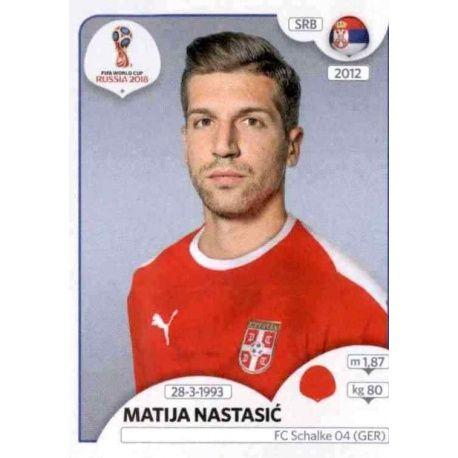 Matija Nastasić Serbia 418 Serbia
