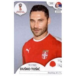 Duško Tošić Serbia 419